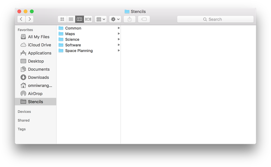 how to add recents to sidebar mac